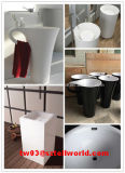 예술적인 목욕탕 물동이 또는 컵 세면기 디자인