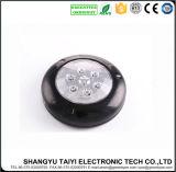 6LED小型円形のホックハング作業ライト