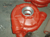 Sabbia Casting Centrifugal Pump Housing con Ductile Iron