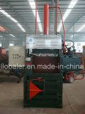 Papel del ODM que recicla la máquina vertical de la prensa