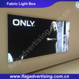 Kundenspezifische LED-Fabric Light Box Displays für nur, Vero Mada, Jack Jones, usw.