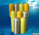 スキューバ80cubic FTアルミニウム空気タンク