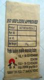 Packpapier-lamellierter pp. gesponnener Beutel Brown-