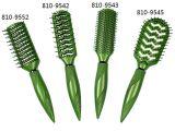 Cepillo de pelo plástico del respiradero del cepillo de pelo de Detangling