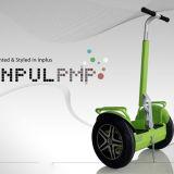 風の粗紡機V5+の電気スクーターの輸送