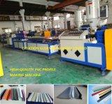 突き出る競争の安定した実行PVCプロフィールのプラスチック機械装置を作り出す