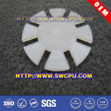 Шайба автозапчастей OEM Nylon/POM пластичная плоская (SWCPU-R-M00)