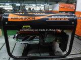 2kw 168f 엔진 싼 가격 쿠에이트를 위한 알루미늄 철사 가솔린 발전기