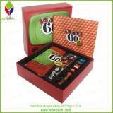 Caja de cartón de almacenamiento de colores