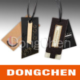 Cheap Custom Design Color Paper Clothing Hang Tags
