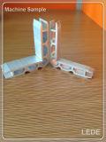 Bovenmatig Materiaal slechts 90mm van de Machine van de Zaag van het Knipsel van de Schakelaar van Conner van de Digitale Vertoning van het aluminium