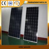 el panel de energía solar 150W con eficacia alta