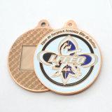 スポーツ会合のカスタマイズされた金属メダル