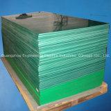 Grünes UHMW-PE Plate Virgin 100% Material