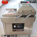 DZ (Q) máquina de empacotamento dobro do vácuo do alimento da câmara de 500-2sb