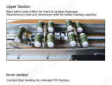 熱タイの電気携帯用マッサージのベッド/自動アルミニウム小型携帯用マッサージ表