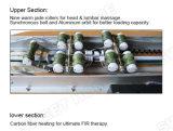 Plegable eléctrica térmica Masaje Jade Cama portátil