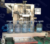 Máquina de etiquetas Full-Automatic do tampão de 5 galões