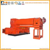 Roter Lehm-Ziegeleimaschine-Vakuumextruder-Ziegelstein-Formteil-Maschine