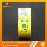 Ярлыки Durable изготовленный на заказ безопасности печатание UV упорной предупреждая