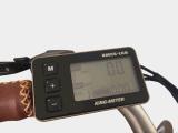 Neuestes E-Fahrrad 700c