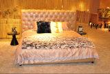 غرفة نوم أثاث لازم/جلد سرير مجموعة