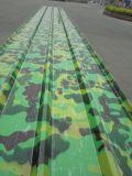 0.2mm überzogenes gewölbtes Dach-Blatt der Farben-Z30-90