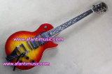 Langspielplatte-kundenspezifische Art/Afanti elektrische Gitarre (CST-199)