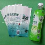 Contrassegno del manicotto dello Shrink di stampa del PVC per la bottiglia di acqua minerale