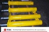 Hochkonjunktur streckt Hydrozylinder, Hydrozylinder-Entwurf