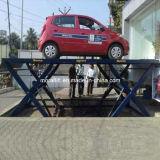 Elevador pequeno subterrâneo hidráulico do carro da manufatura de China