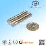 Directe Fabriek van de Permanente Magneten D20X3 van het Neodymium van de Schijf Super Sterke