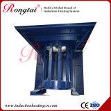 fornalha de derretimento do revestimento de aço 1.5t