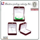 Contenitore stabilito del braccialetto della casella di memoria dell'imballaggio dei monili del metallo del distintivo di regalo Pendant della moneta (YS79A)