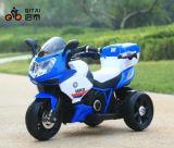 電池式のオートバイ、電気バイク、おもちゃのバイク