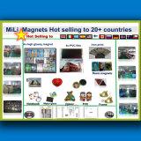 Custmo SGS fábrica 2015 Magnet Quality1mmsoft Photo Print hojalata iman