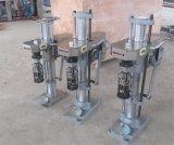 As máquinas tampando Semi automáticas para Roop Pilfer copos dos materiais de alumínio