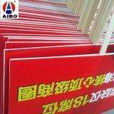 Gomma piuma di prezzi di fabbrica 5mm per stampa dello schermo