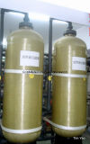 Fodera del PE con il serbatoio a resina epossidica del filtro da acqua di FRP
