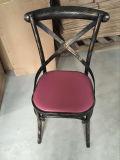 Muebles de la silla del restaurante del metal del estilo industrial (FOH-BC102)