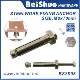 Анкерный болт расширения стальные изделия нержавеющей стали A4-70