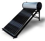 No calentador de agua solar de la presión, energía solar
