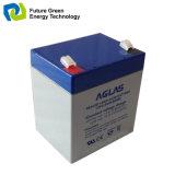 Загерметизированная 12V4ah Батарея UPS Резервного Батарейного Питания AGM SLA Свинцовокислотная