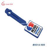 Metall Keychain/Schlüsselring-Auslegung-Gepäck-Marke