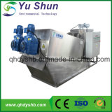 Sludge Dewatering Filter Press for Water Treatment Plant