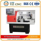 고품질 Ck0640 CNC 자동적인 선반