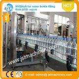 Línea de relleno plástica automática completa del agua de botella