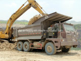 Mining Sinotruk HOWO 임금 덤프 트럭 (팁 주는 사람 트럭)
