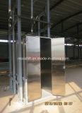 Levage vertical de plate-forme de cargaison d'entrepôt (SJD)