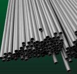 厚のAISI304継ぎ目が無いステンレス鋼の管のあたりで